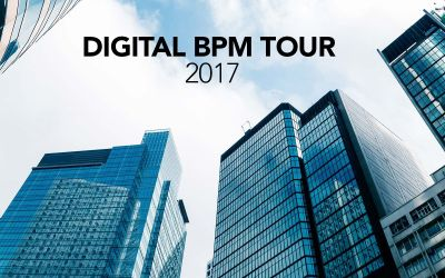 Digital BPM Tour Review: Am Puls der digitalen Transformation