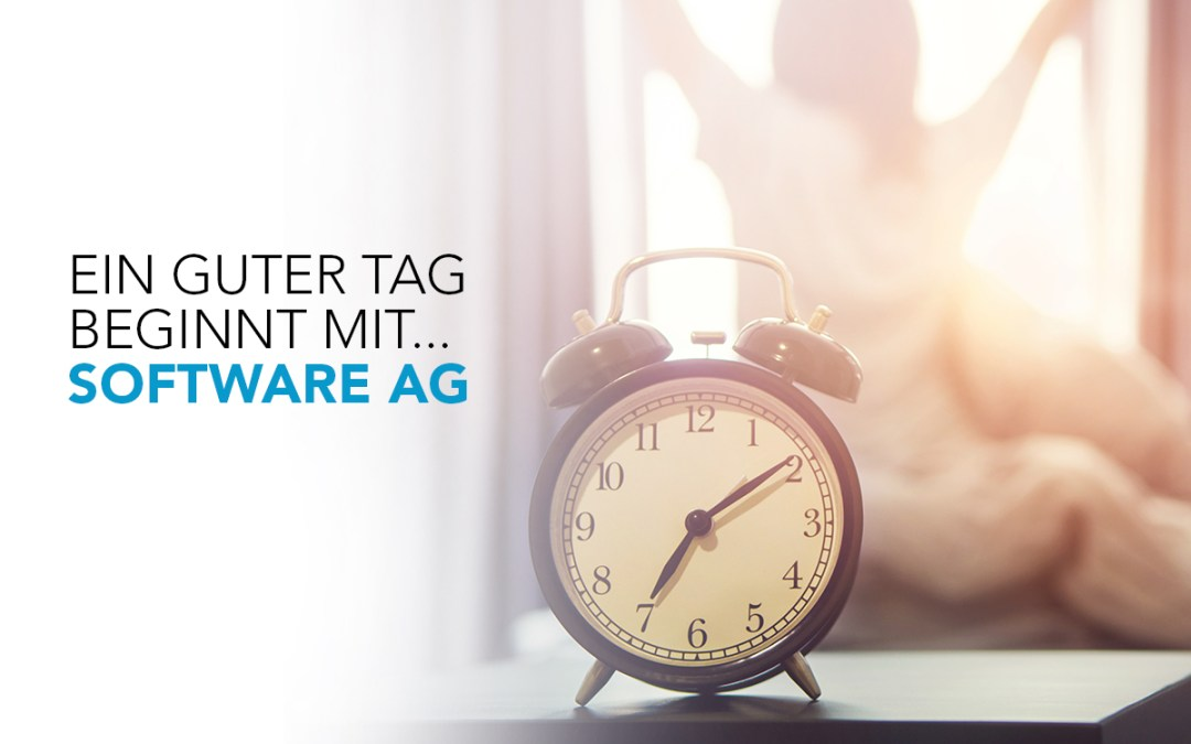Ein Tag mit der Software AG
