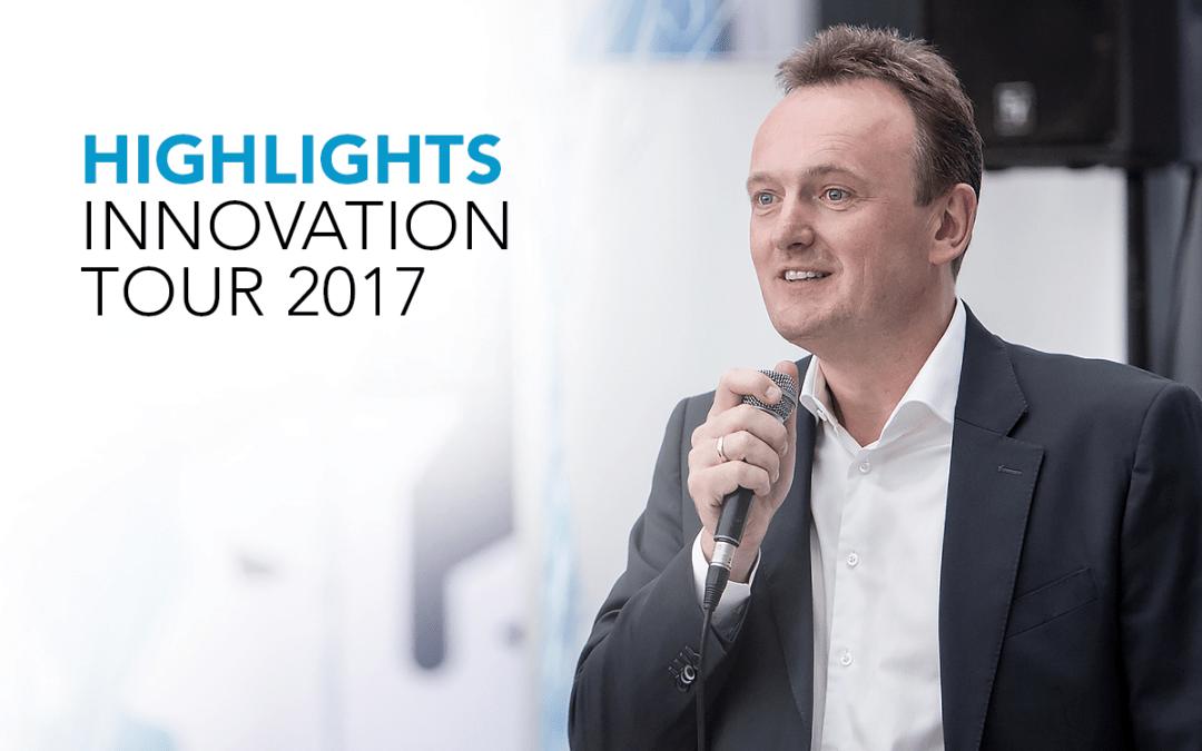 Innovation Tour 2017 – 7 goldene Regeln für die Digitalisierung