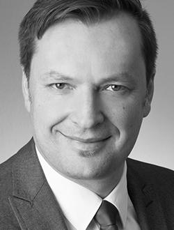 Dr. Michael Schmitt, Geschäftsführer der Sensor-Technik Wiedemann GmbH (STW)