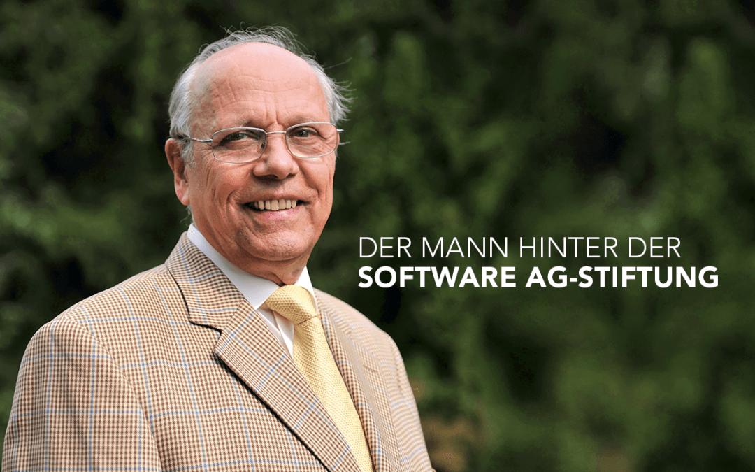 Interview mit Dr. Peter Schnell über die Software AG-Stiftung