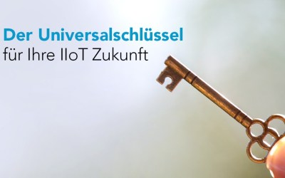 Ein Universalschlüssel für das Industrial Internet of Things