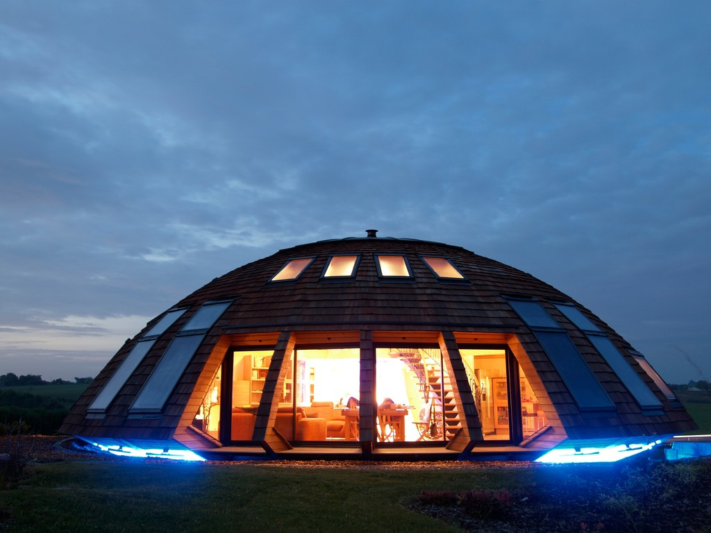 Best Kitchen Gallery: Domespace Is Creating The Next Generation Of Eco Friendly Homes With of Eco Friendly Dome Home on rachelxblog.com