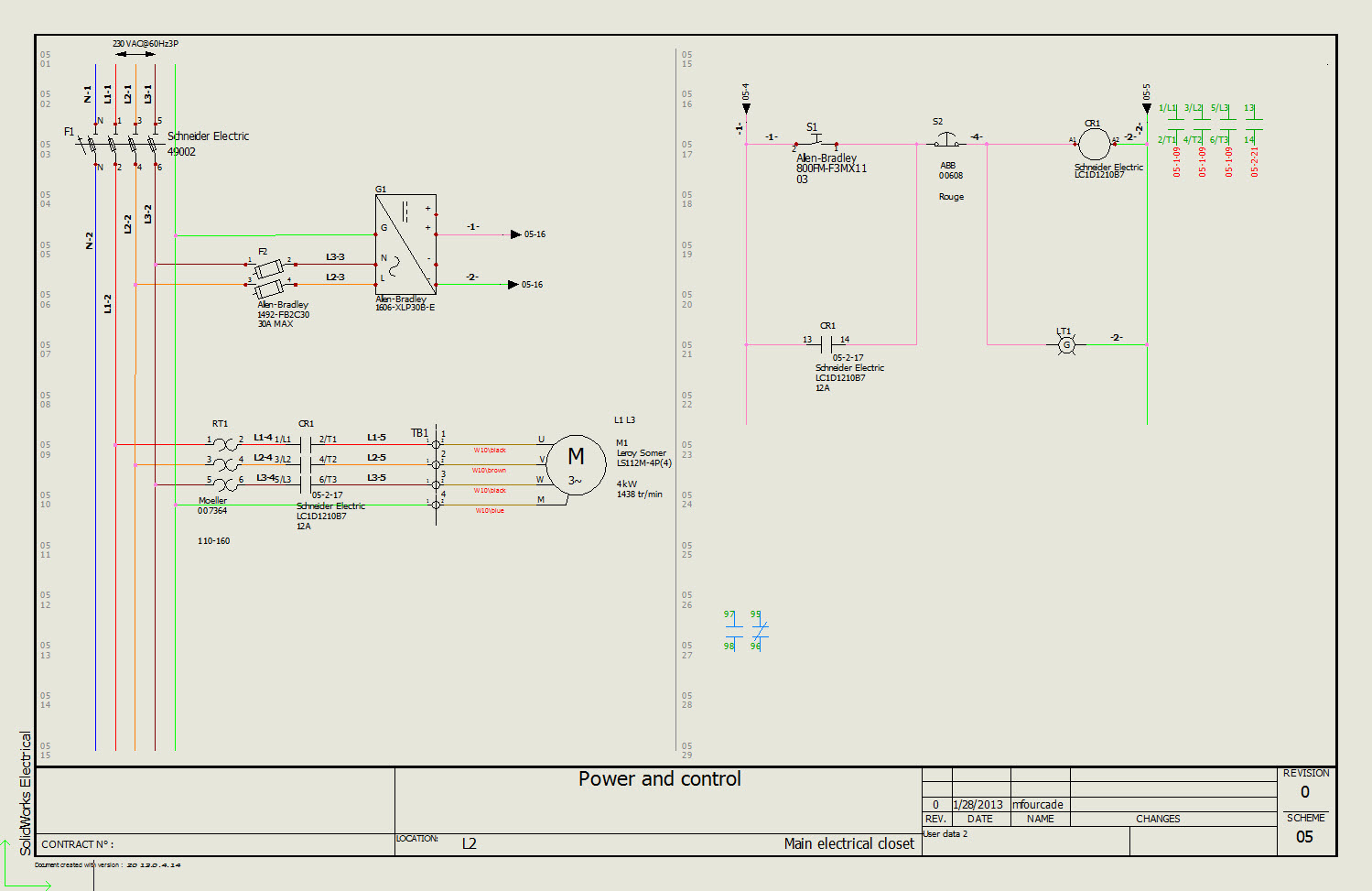 Solidworks Electrical 2d Getting Started