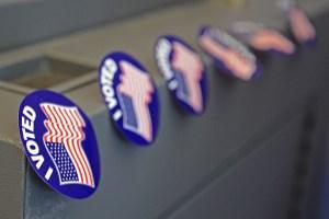 """""""I Voted"""""""