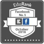 No 1 Facebook October 2016