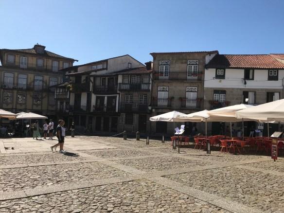 Figure 3 - Praca de Sao Tiago Main Square