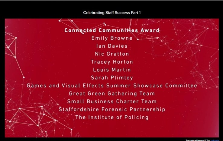 Connected Communities Nomination
