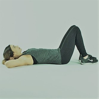 Abdominal contraction exercise