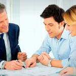 Property agents validates documentations on the client's behalf.