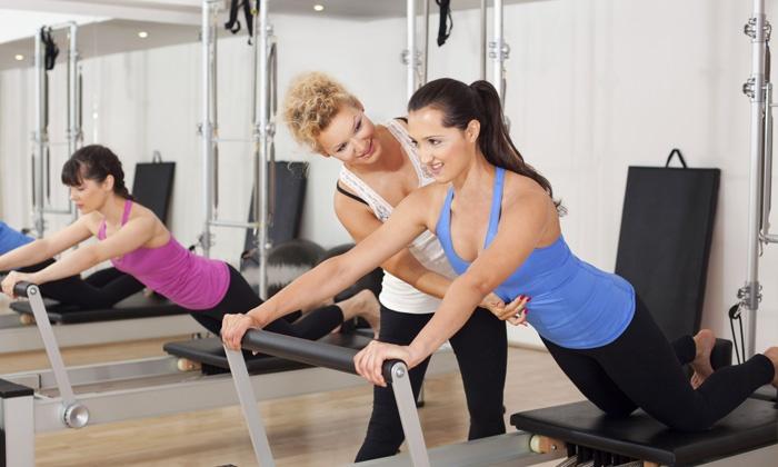 Pilates Reformer Trainer