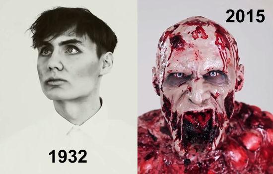zombiesevolution
