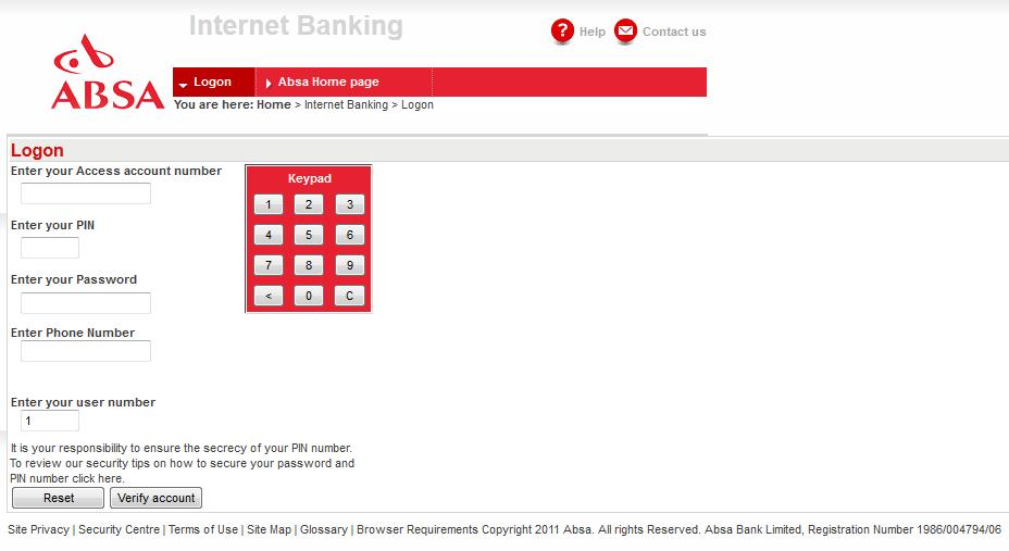 Absa Personal Banking