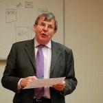 Photograph of Professor Gordon MacKerron smiling