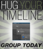 Hug Your Timeline - Group Today!