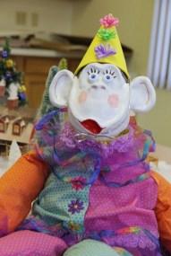 Monkey Dan made for Kelly Mullins.