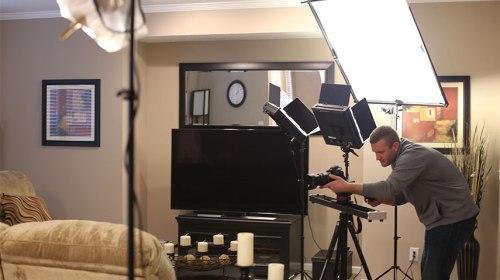 Behind the Scenes Interview