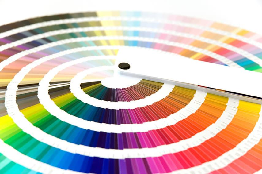 Paint-color-swatches-showing-variety-of-colors