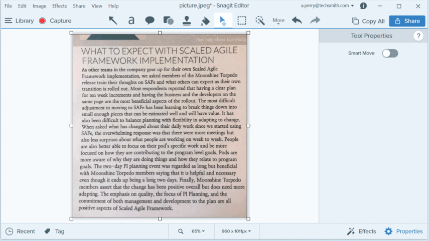 extract text from scanned pdf mac