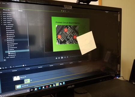 Video Tipps: Markieren Sie die Position des Mauszeigers mit einer Heftnotiz