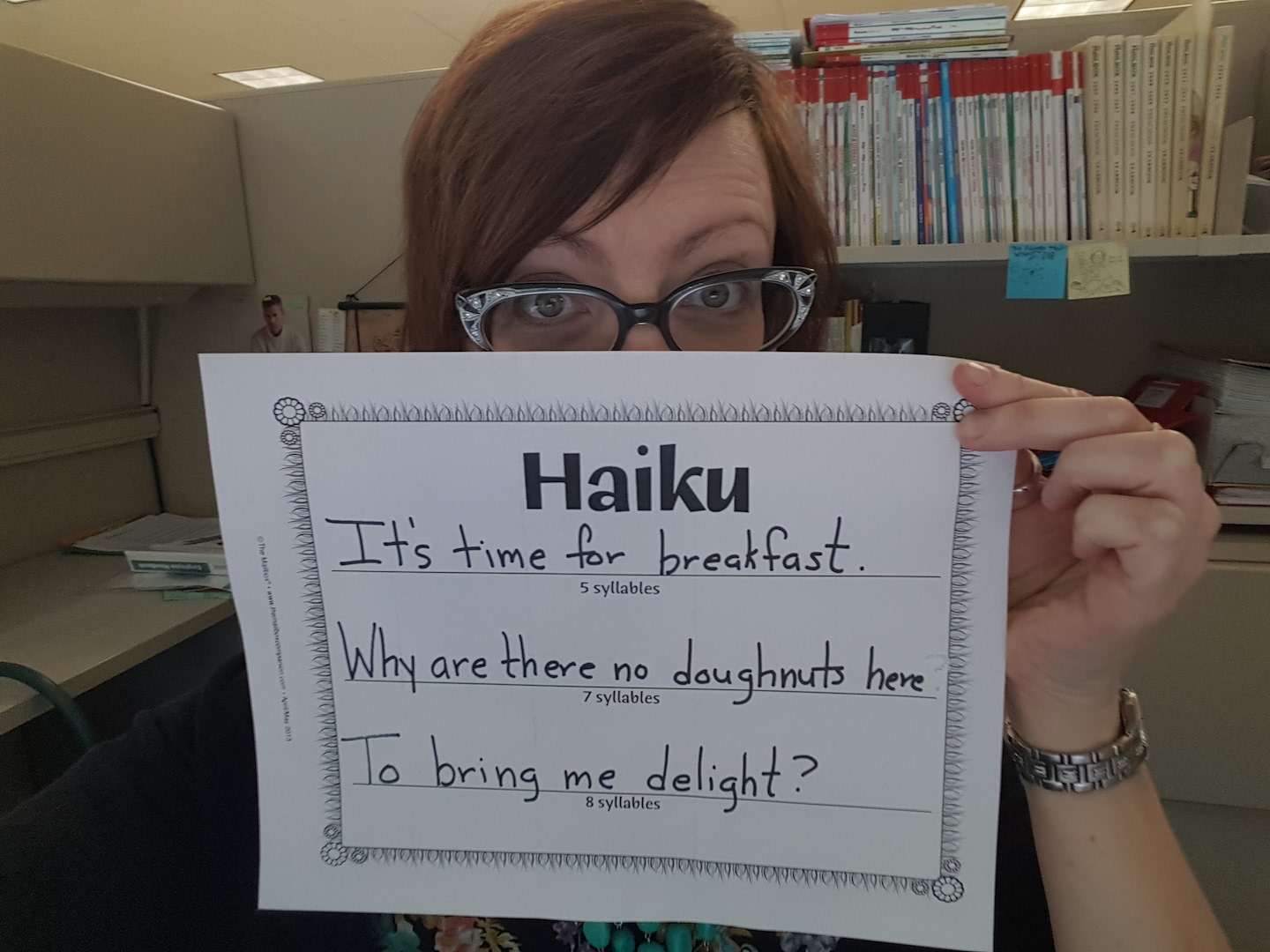 Fun With Haiku