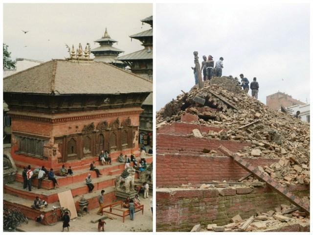 Piazza Durbar di Kathmandu