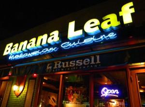 Banana Leaf neon