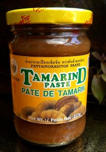 tamarind paste - this one is without the seeds