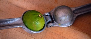 lime squeezer from Mexico