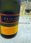 Deseado, a sparkling Torrontés from Patagonia