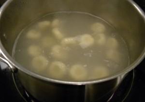 dumplings Oaxaca-style