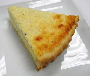 White Fromage Tart