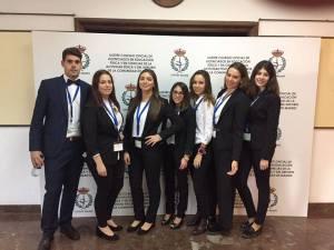 Los alumnos ya participan en la organización de eventos.