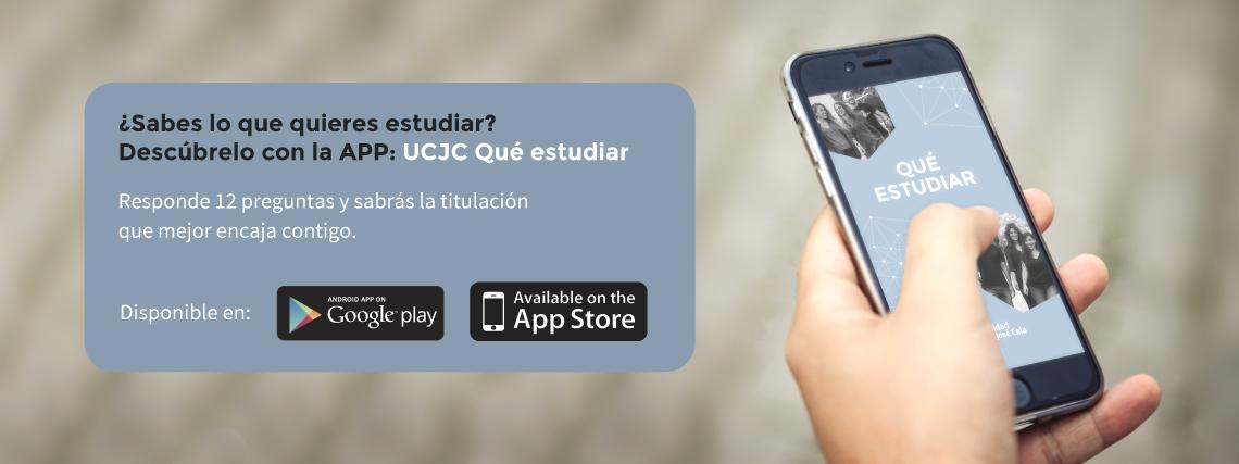 App Qué Estudiar UCJC