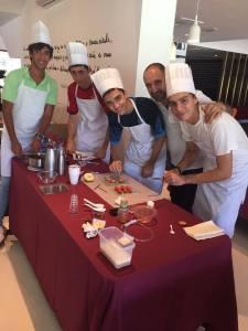 Cocina con la Cátedra Ferran Adrià en el Curso HST