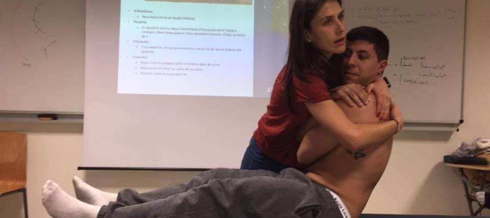 osteopatía fisioterapia