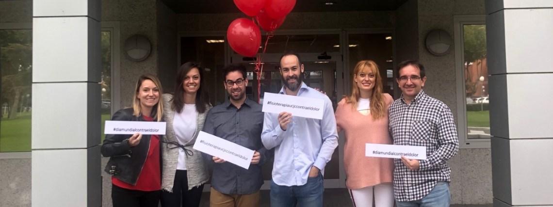 El grado en Fisioterapia de la UCJC en el Día Mundial contra el Dolor
