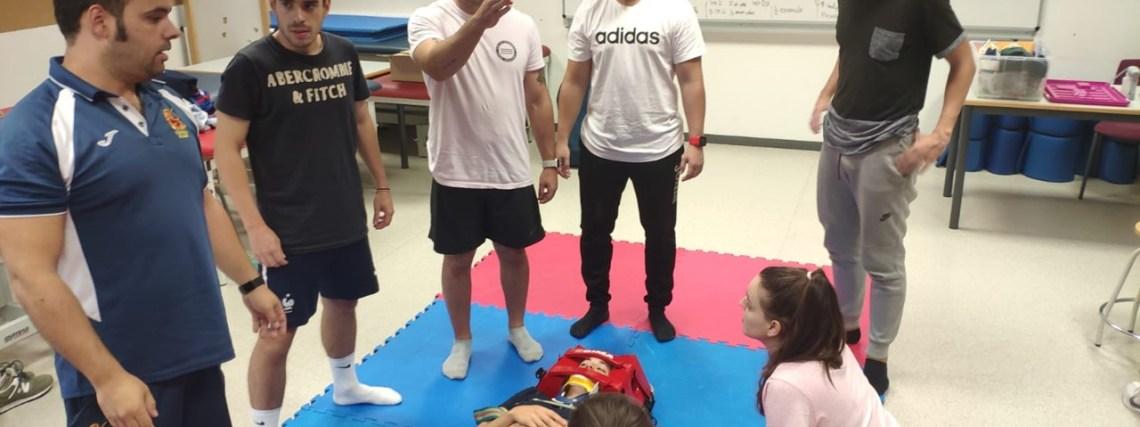 Inauguración del Máster Universitario en Fisioterapia y Readaptación en el Deporte de la UCJC