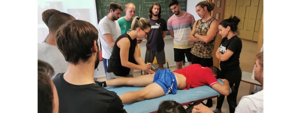 Máster en Fisioterapia Instrumental de la UCJC