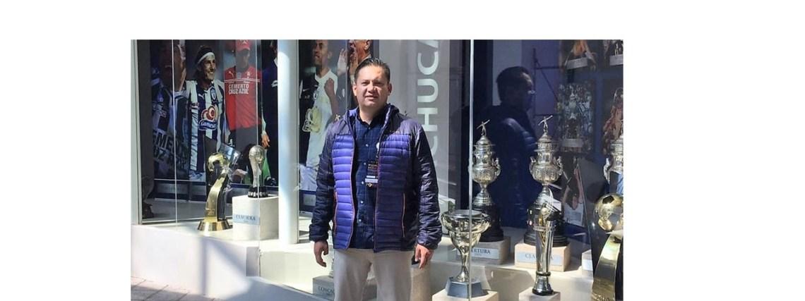 Miguel Ángel Álvarez Reyes, egresado del Máster Universitario en Fisioterapia y Readaptación en el Deporte de la UCJC
