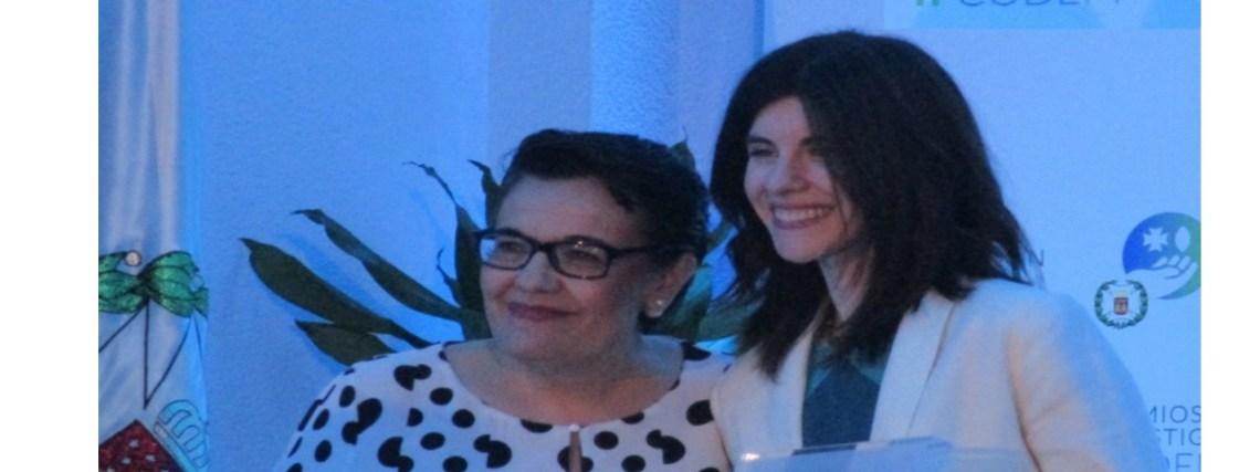 UCJC Enfermería Susana Millan Premio Salud Escolar
