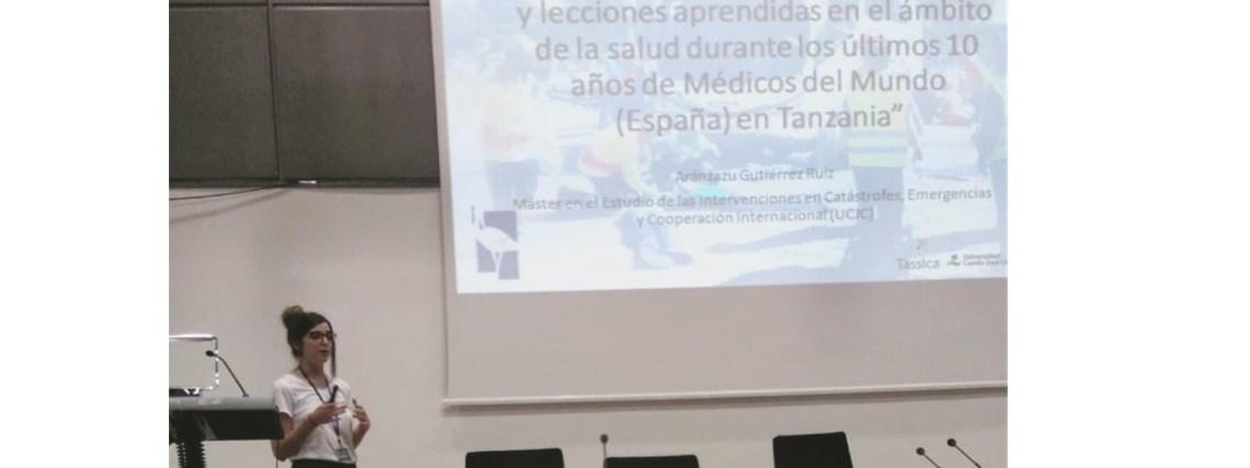 CJC Master en Emergencias y cooperación internacional