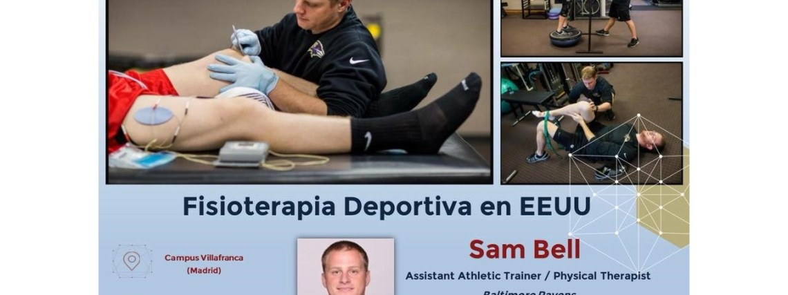 UCJC Sam Bell Fisioterapia Deportiva