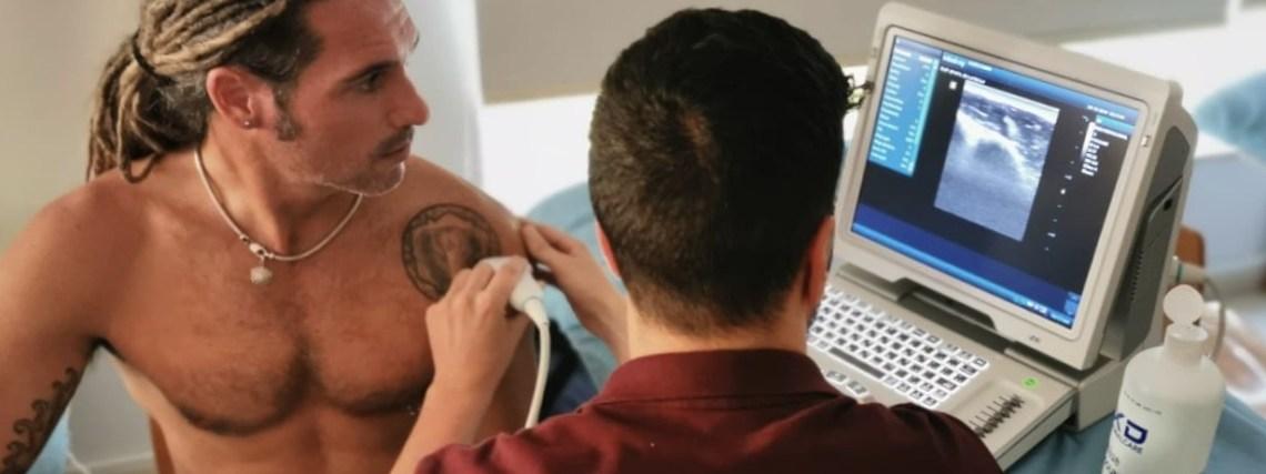 ECO en el Máster de fisioterapia instrumental