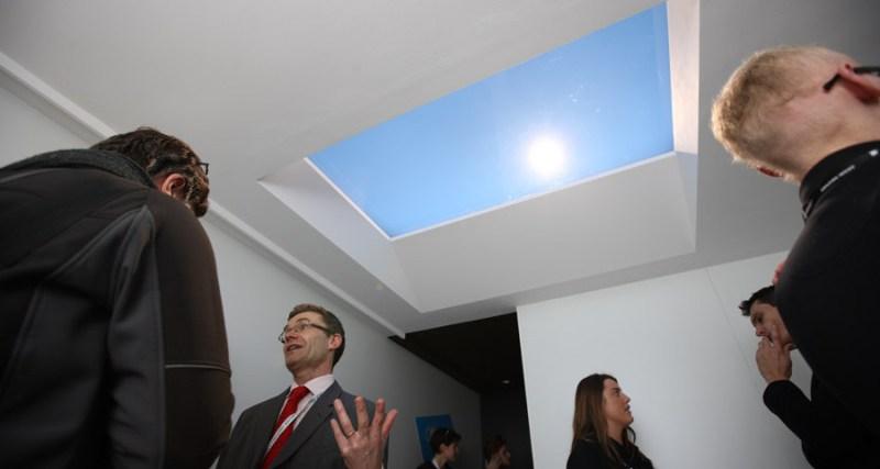 Sistema Iluminación Coelux