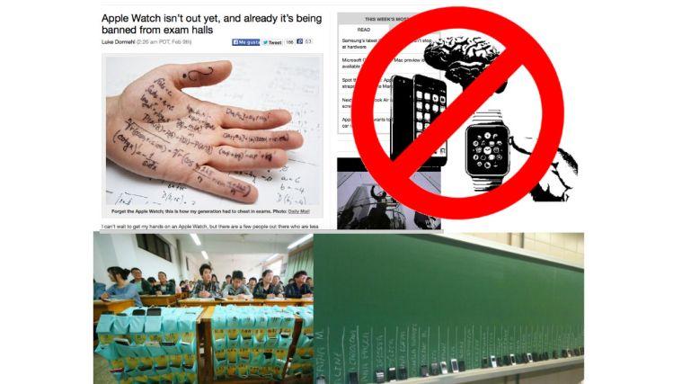 Universidades británicas prohiben el uso de los wearables