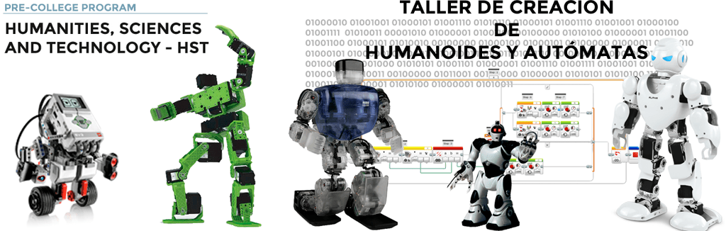 Humanoides y Autómatas