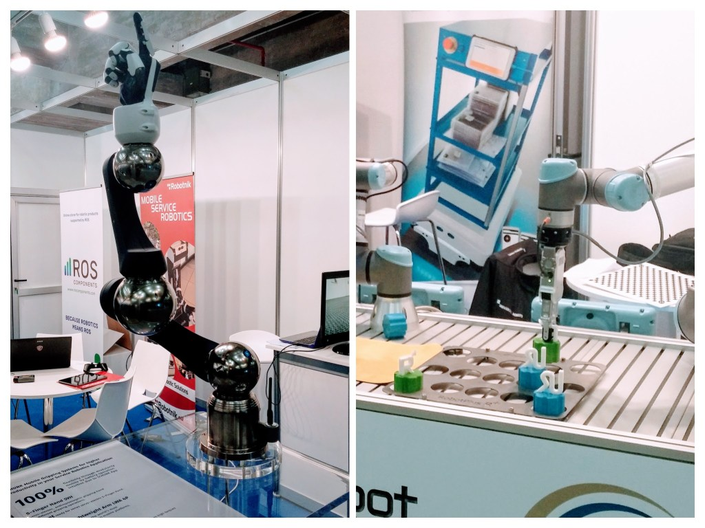 robots Industriales