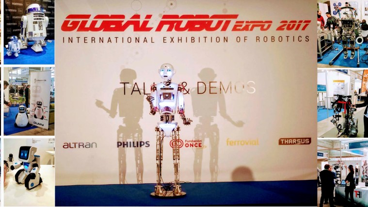 Global Robot Expo 2017