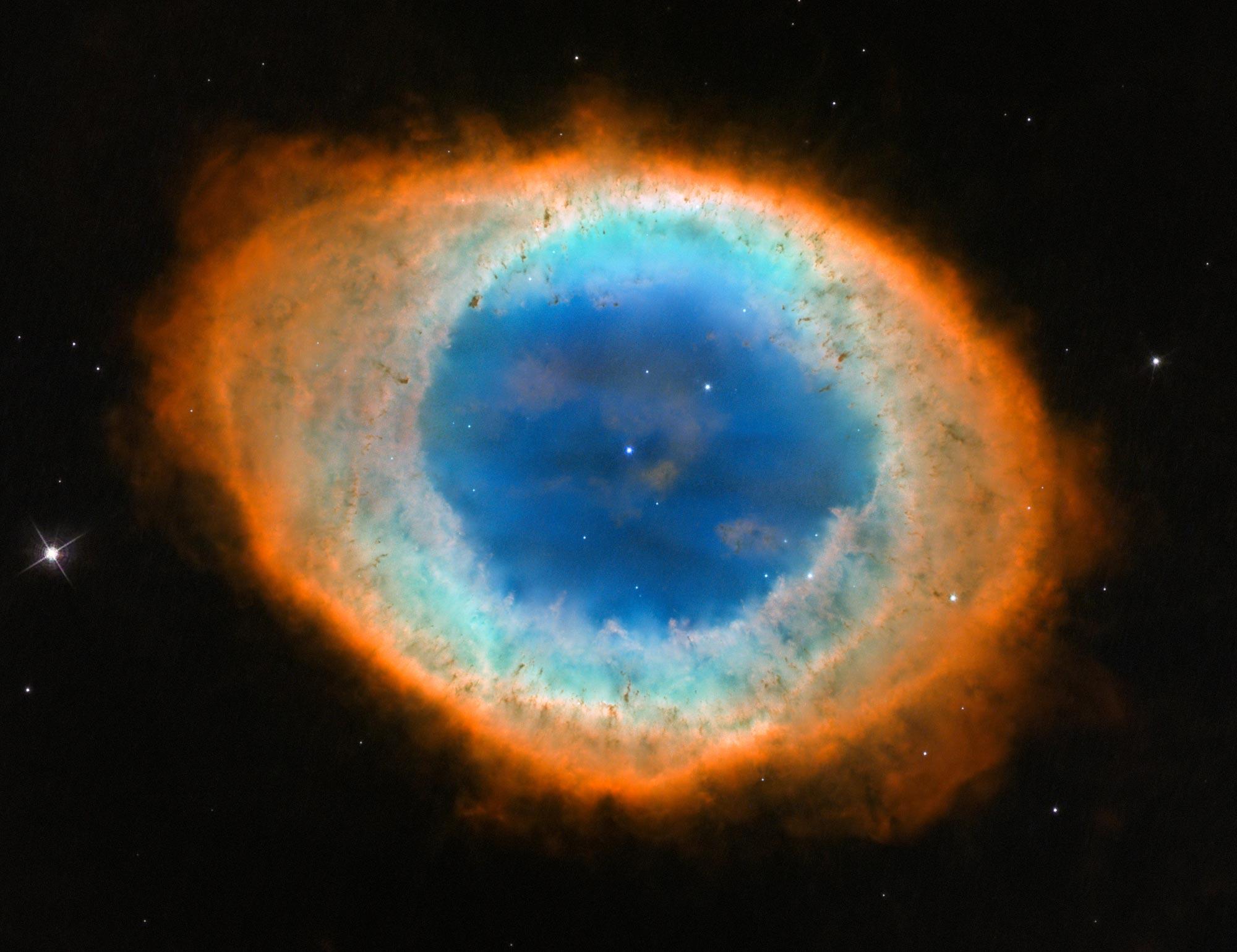 Resultado de imagen de enana blanca nebulosa